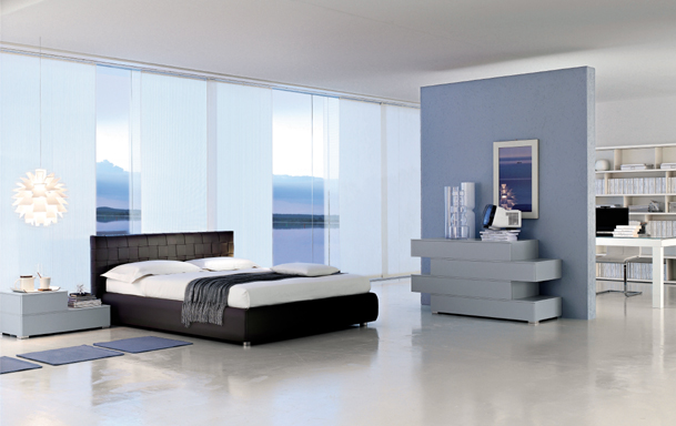 Photo Chambre Contemporaine : Meubles fuscielli nice chambres contemporaines