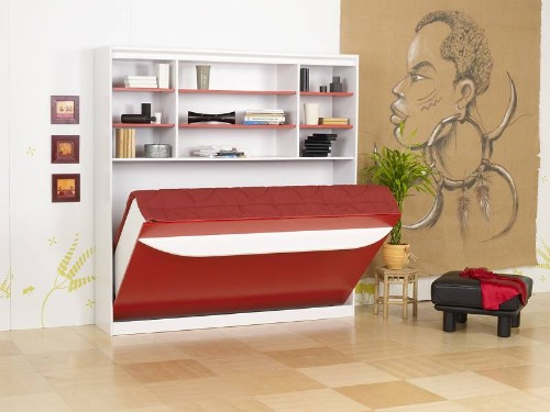 Meubles fuscielli nice 06 meubles gain de place for Mobile letto a scomparsa mondo convenienza